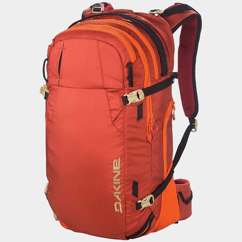 Sac à dos Dakine Poacher 36L disponible en location chez Splitboard QC